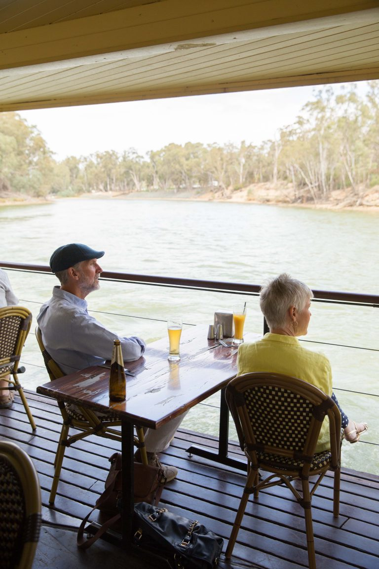 Murray River Cruise